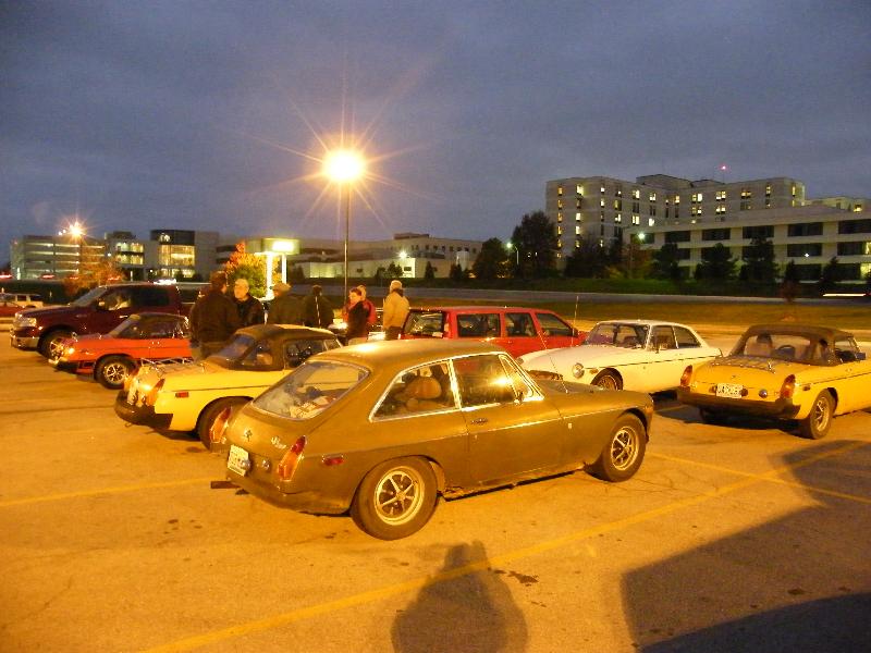 Night Rally/Drive