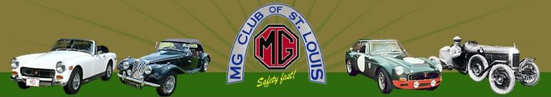 MG Club of St. Louis