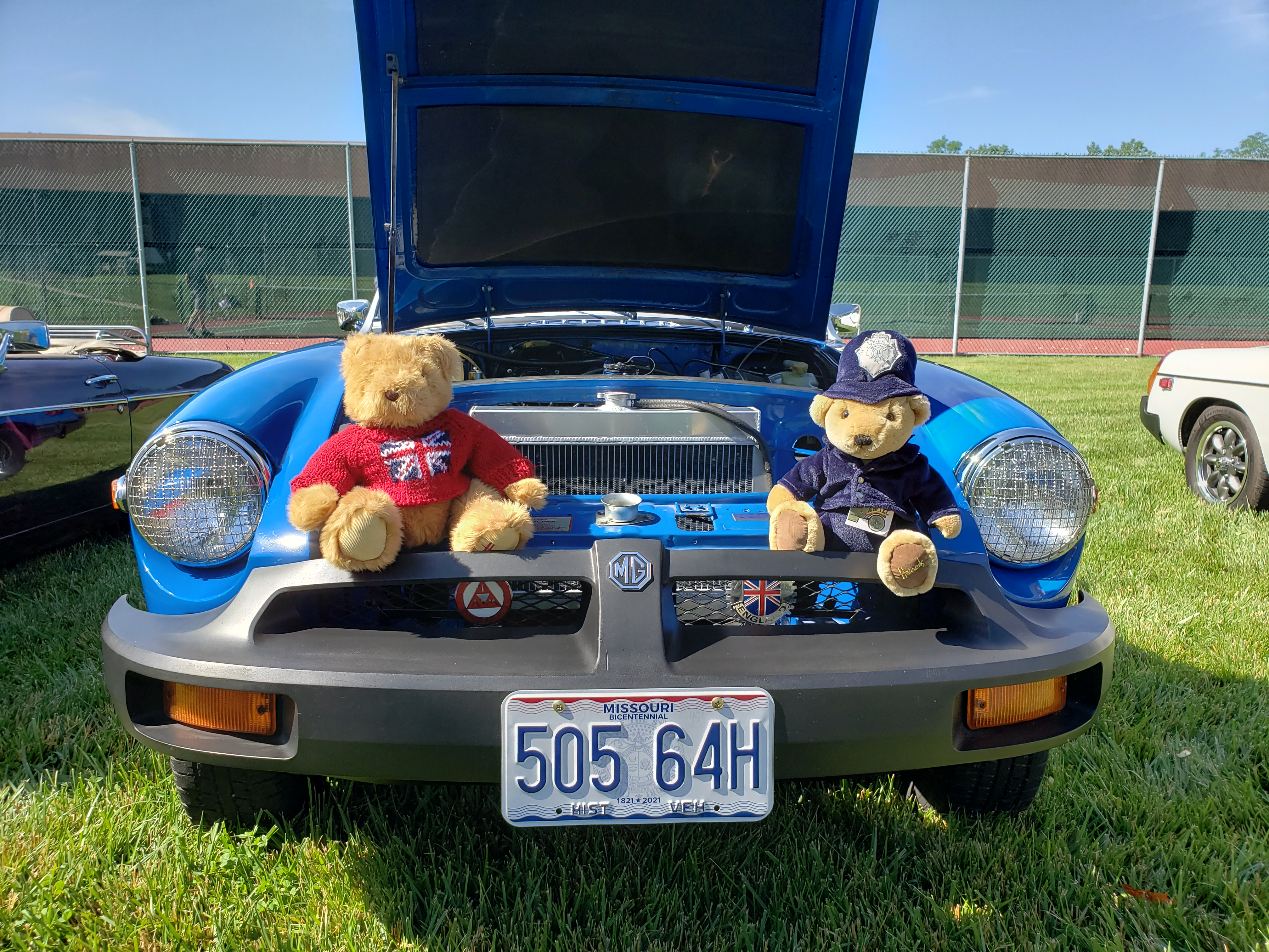 2019 GOF Car Show - Bears