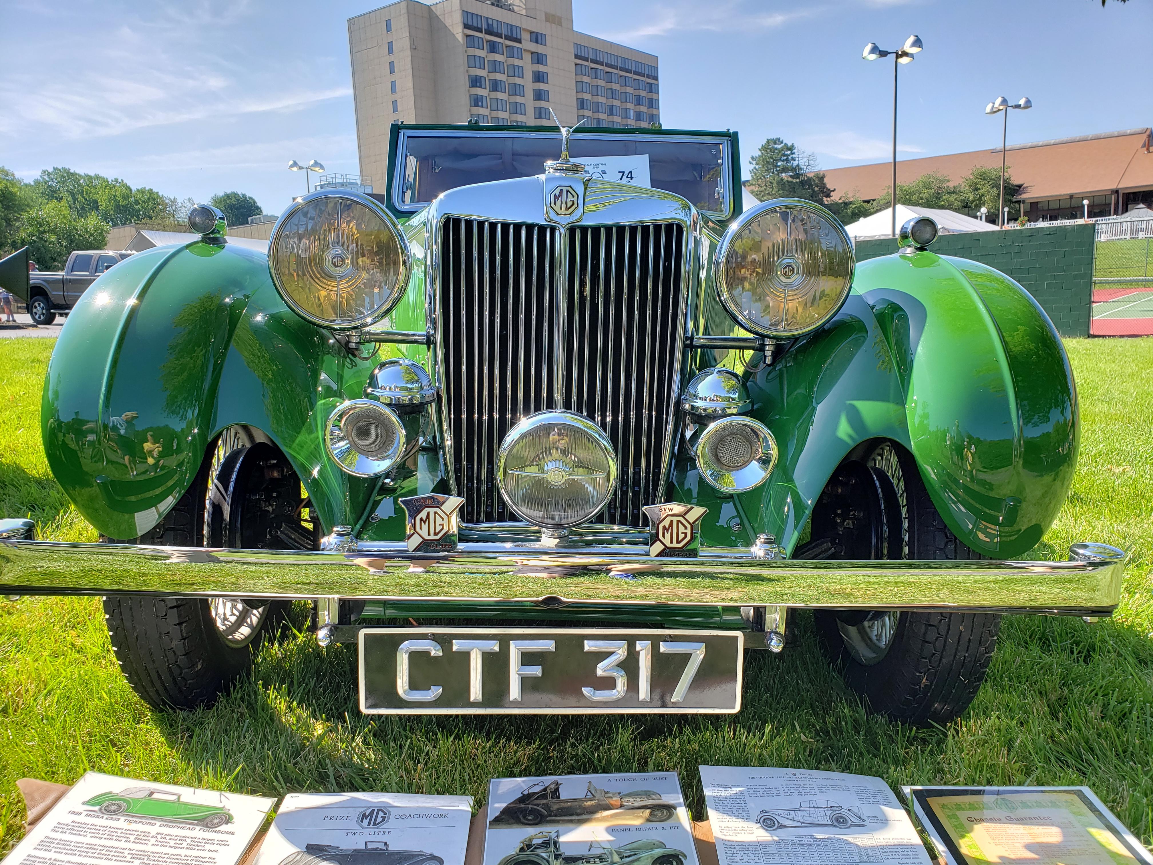 2019 GOF Car Show - Classic